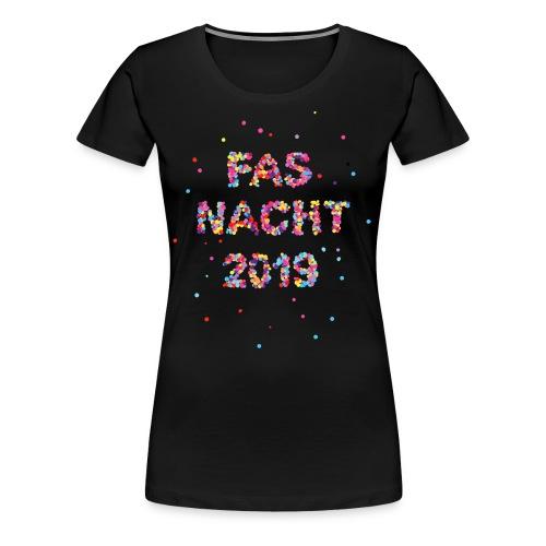 Fasnacht 2019 - Frauen Premium T-Shirt