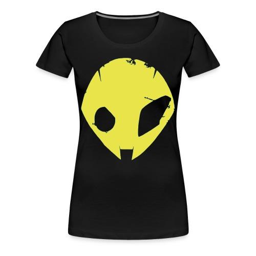 alien s1000rr - Frauen Premium T-Shirt