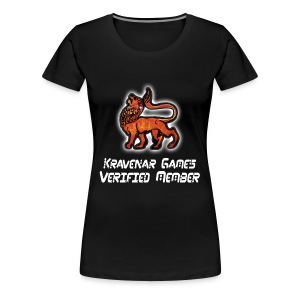 Kravenar Games - Women's Premium T-Shirt