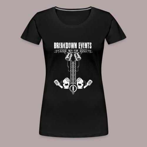 Breakdown Anker Motiv - Frauen Premium T-Shirt
