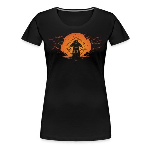 Sunshine - Koszulka damska Premium