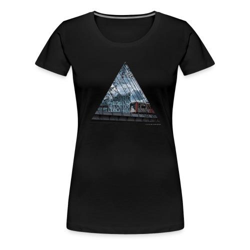 Hamburg Stadt Harmony - Frauen Premium T-Shirt