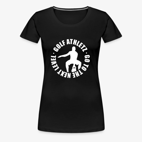 THE NEXT LEVEL - Kettlebell Trainings Sport Shirt - Frauen Premium T-Shirt