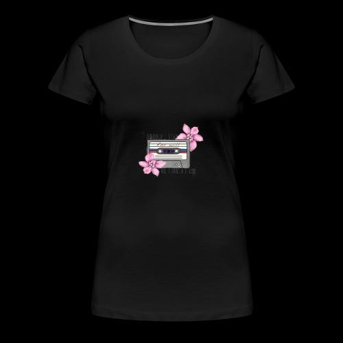 Stranger Things cinta - Camiseta premium mujer