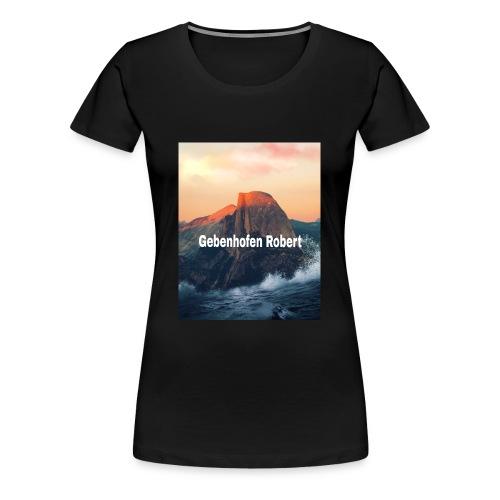 Gebenhofen Robert - Frauen Premium T-Shirt