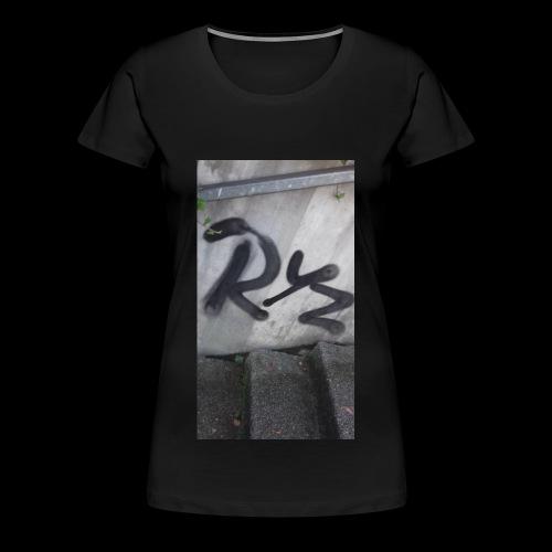 Unsere Gegend - Frauen Premium T-Shirt