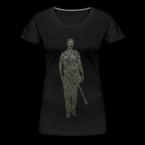sascha - Frauen Premium T-Shirt