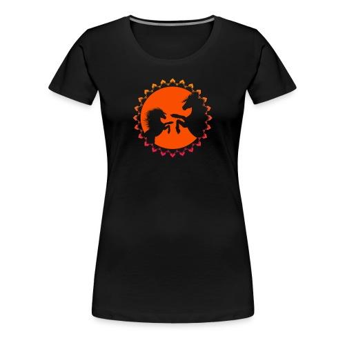 Ourhorsetimes - Frauen Premium T-Shirt
