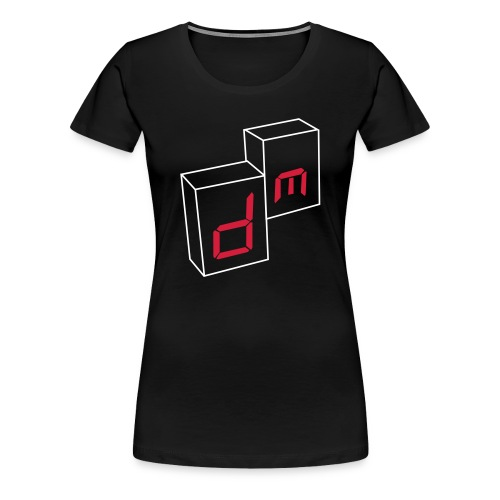 DM singles - T-shirt Premium Femme