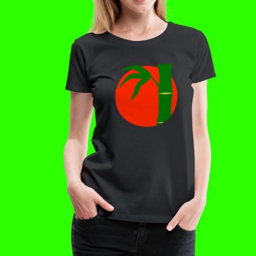 BAMBOU - T-shirt Premium Femme