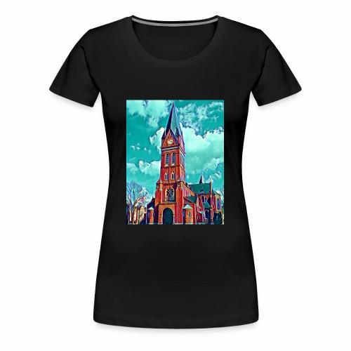 Unser Dom - mint edition - Frauen Premium T-Shirt