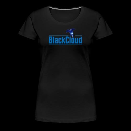 BlackCloud - Frauen Premium T-Shirt