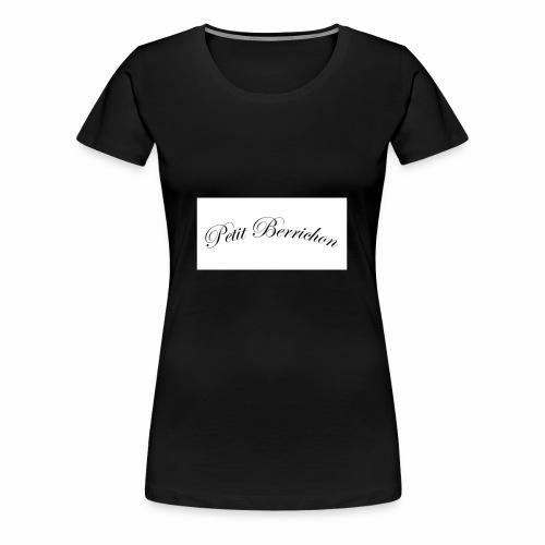 petit Berrichon - T-shirt Premium Femme