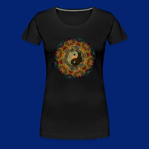 Fractal Claire Obscure - Women's Premium T-Shirt