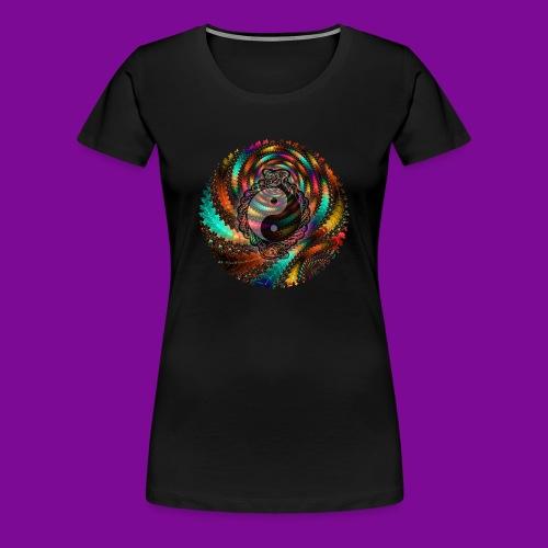 One More Fractal - T-shirt Premium Femme