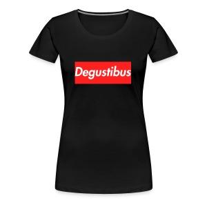 degustibus - Maglietta Premium da donna