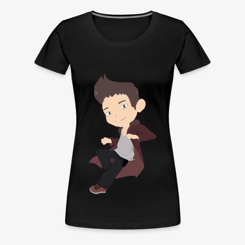 Basique - T-shirt Premium Femme