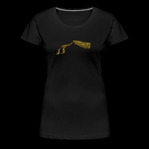 Bandana - Frauen Premium T-Shirt