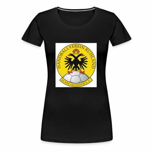 HV Ruhland Logo - Frauen Premium T-Shirt