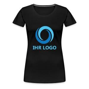 Ihr Logo - Frauen Premium T-Shirt
