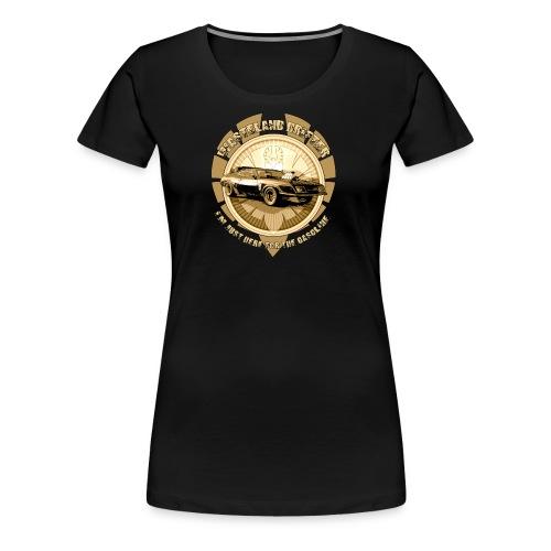 last V8 - Frauen Premium T-Shirt