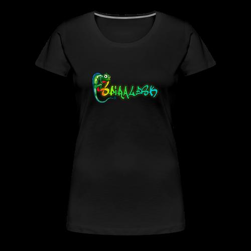 spiralesk - T-shirt Premium Femme