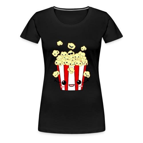 PopCorn - Camiseta premium mujer