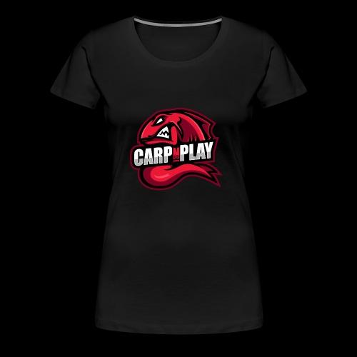 CarpNPlay - Frauen Premium T-Shirt