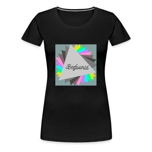 beefworld - Women's Premium T-Shirt