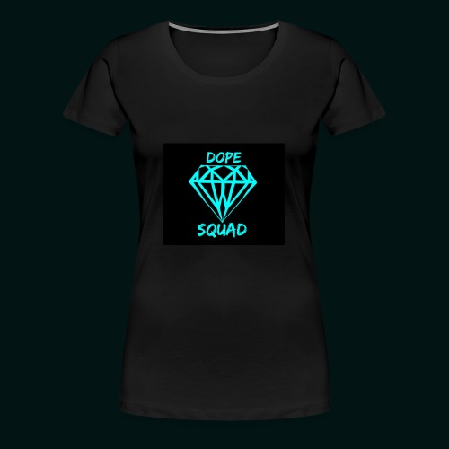Dope Squad sweater Exclusive unisex - Vrouwen Premium T-shirt