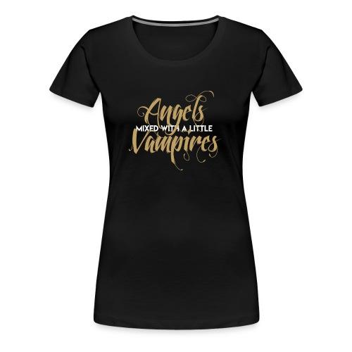 MIXED ANGEL - Women's Premium T-Shirt