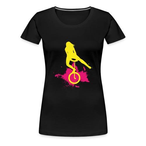 Bildmarke_2015 - Frauen Premium T-Shirt
