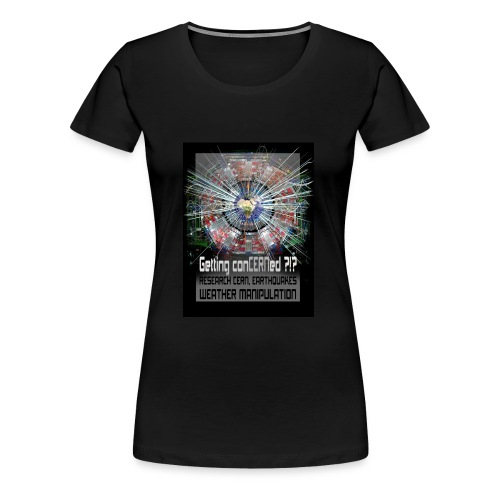 Getting conCERNed ?!? - Vrouwen Premium T-shirt