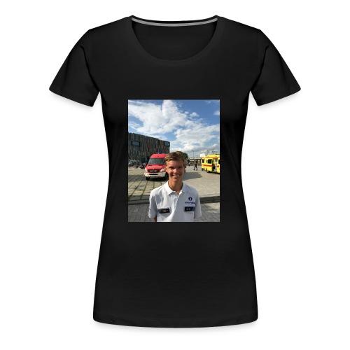 Commissaris Alex Vereecken 1 - Vrouwen Premium T-shirt