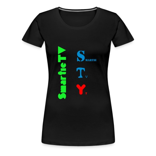 Special STV MERCH! - Frauen Premium T-Shirt
