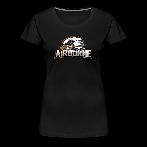 AiR - Logo - Frauen Premium T-Shirt