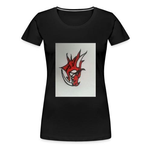 drago - Maglietta Premium da donna