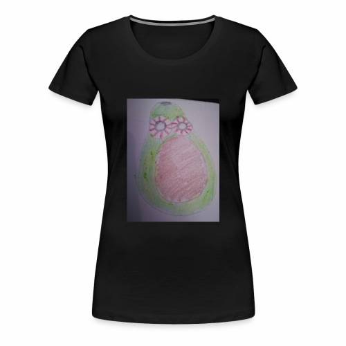 Avocado - Frauen Premium T-Shirt