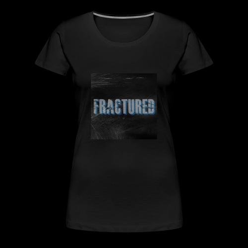 jgfhgfhgfgfdtrd - Frauen Premium T-Shirt