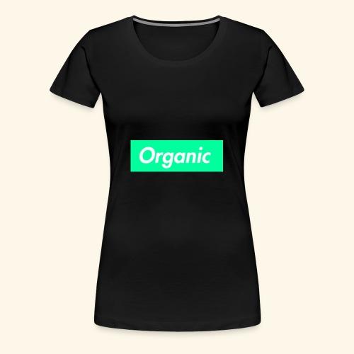 ORGANIC OFFICIAL MERCHANDISE - Women's Premium T-Shirt