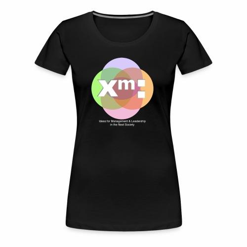 xm-institute - Frauen Premium T-Shirt