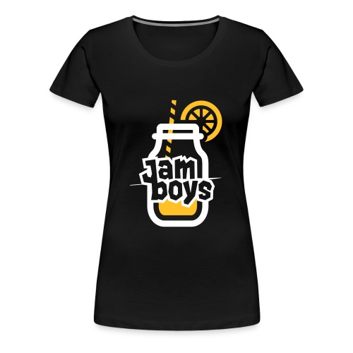 Jam Boy 2 - Women's Premium T-Shirt