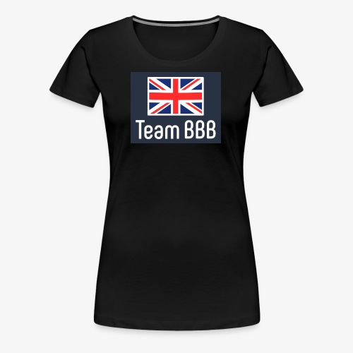 TeamBBB Logo - Women's Premium T-Shirt