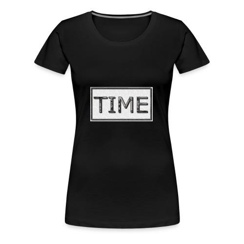 TIMEsota - Frauen Premium T-Shirt