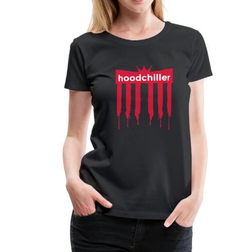 The Gate Hood Chiller Berlin - Frauen Premium T-Shirt
