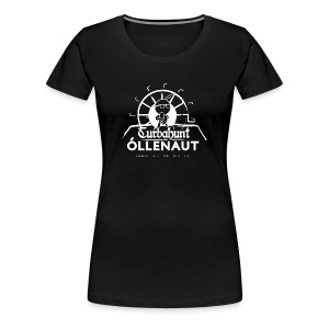 Õllenaut Turbahunt in white - Women's Premium T-Shirt