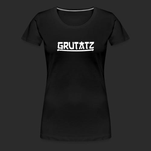 Design 4 - Frauen Premium T-Shirt