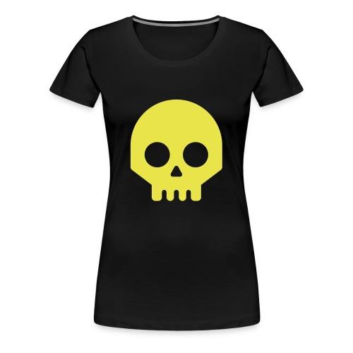 Vikisijästä tekijäksi - Naisten premium t-paita