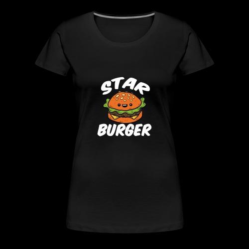 Star Burger Brand - Vrouwen Premium T-shirt