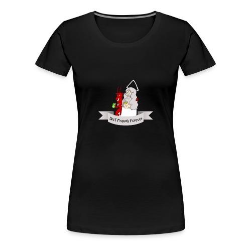 Best friends forever - Camiseta premium mujer